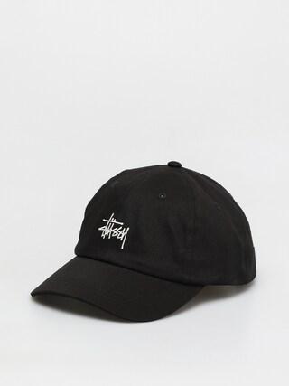 Czapka z daszkiem Stussy Stock Low Pro ZD (black)