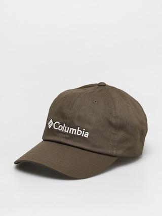 Czapka z daszkiem Columbia ROC II ZD (new olive/white)