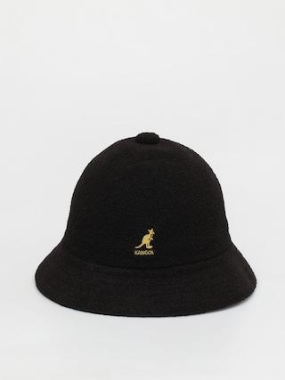 Kapelusz Kangol Bermuda Casual (black/gold)