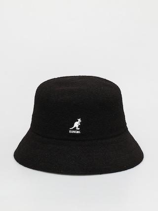 Kapelusz Kangol Bermuda Bucket (black)