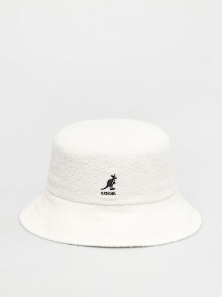 Kapelusz Kangol Bermuda Bucket (white)