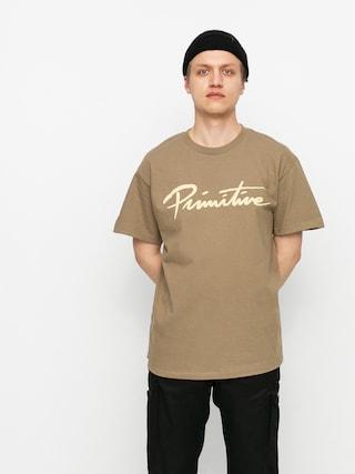T-shirt Primitive Nuevo Puff (green)