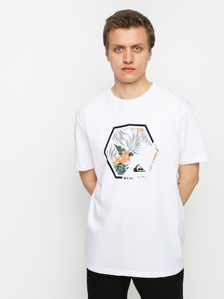 T-shirt Quiksilver Fading Out (white)
