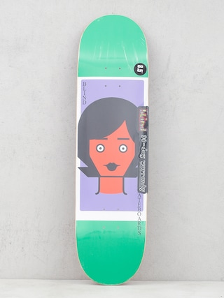 Deck Blind Girl Doll Rhm (green)
