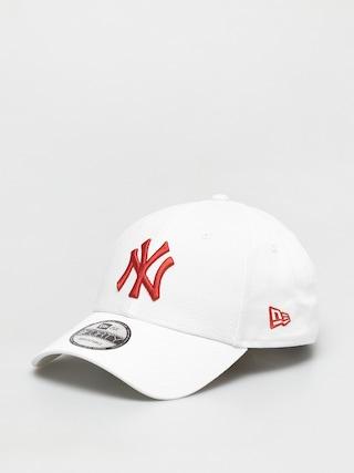 Czapka z daszkiem New Era 9Forty New York Yankees ZD (white)
