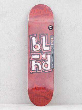Deck Blind Og Stacked Stamp Rhm (red)