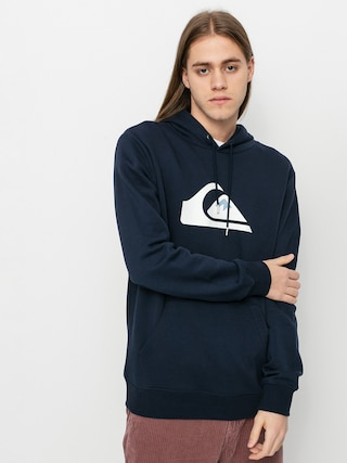 Bluza z kapturem Quiksilver Comp Logo HD (navy blazer)