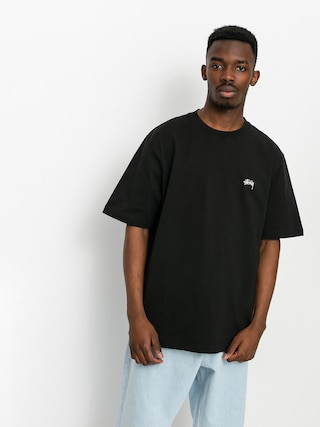 T-shirt Stussy Stock Logo (black)