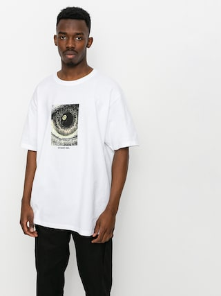 T-shirt Stussy Acid Eye (white)
