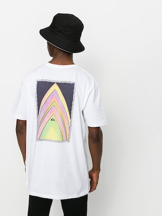 T-shirt Quiksilver Gold To Glass (white)