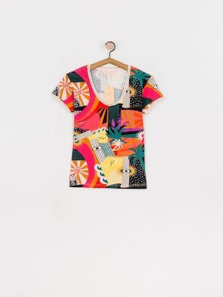 T-shirt Femi Stories Landa Wmn (fyng)