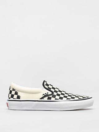 Buty Vans Skate Slip On (checkerboard black/off white)