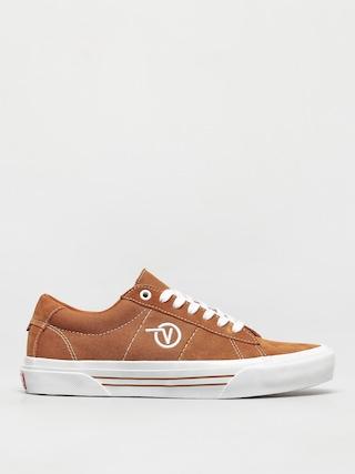 Buty Vans Skate Sid (pumpkin/white)