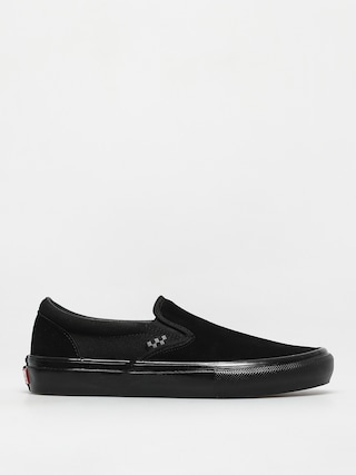Buty Vans Skate Slip On (black/black)
