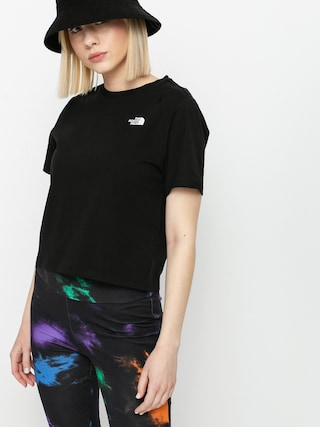 T-shirt The North Face Foundation Crop Wmn (tnf black)