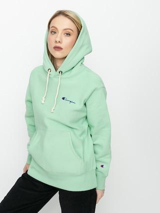 Bluza z kapturem Champion Sweatshirt HD 113150 Wmn (hml)