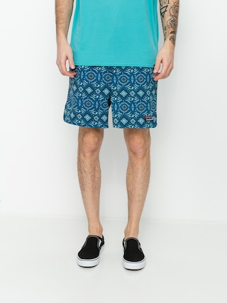 Boardshorty Patagonia Stretch Wavefarer Volley Shorts 16in (honeycomb small/seaport)