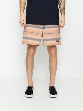 Boardshorty Patagonia Stretch Wavefarer Volley Shorts 16in (rotation/mellow melon)