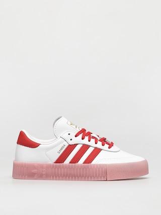 Buty adidas Originals Sambarose Wmn (ftwwht/vivred/trupnk)