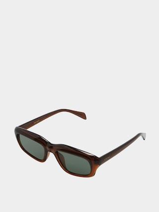 Okulary przeciwsu0142oneczne Komono Matt (bronze)