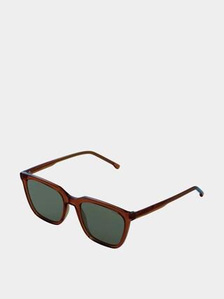 Okulary przeciwsu0142oneczne Komono Jay (bronze)