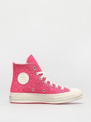 Trampki Converse Chuck 70 Hi (hot pink)