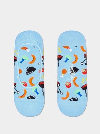 Skarpetki Happy Socks Barbeque Liner (blue)
