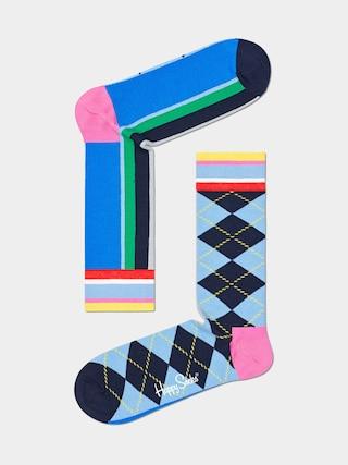 Skarpetki Happy Socks Argyle And Stripe (assorted)