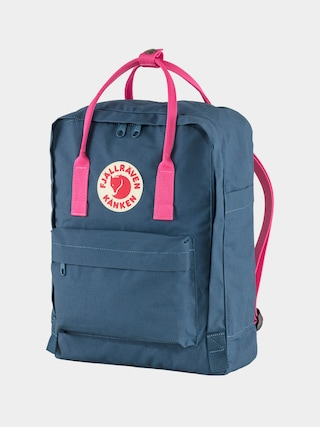 Plecak Fjallraven Kanken (royal blue flamingo pink)
