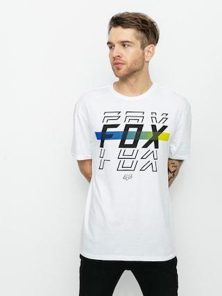 T-shirt Fox Cranker (opt wht)