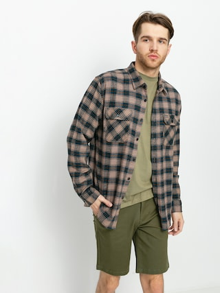 Koszula Brixton Bowery Lw X Flannel (pine bark)