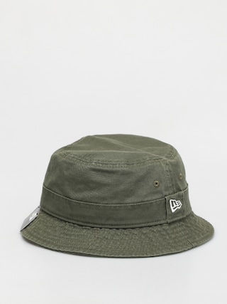 Kapelusz New Era Essential Bucket (green med)