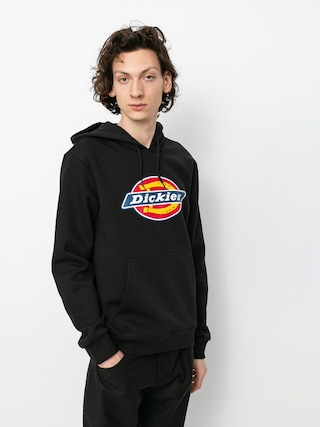 Bluza z kapturem Dickies Icon Logo HD (black)