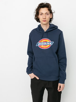 Bluza z kapturem Dickies Icon Logo HD (navy blue)