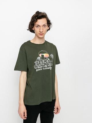 T-shirt Levi'su00ae Graphic Crewneck (logo fill deep depths)