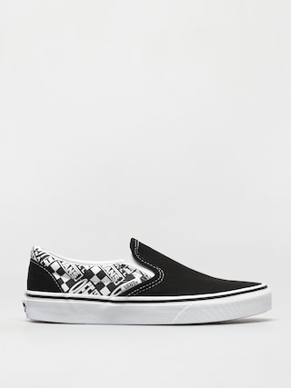 Buty Vans Classic Slip On (off the wall black/asphalt)