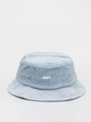 Kapelusz OBEY Bold Cord Bucket (ice blue)