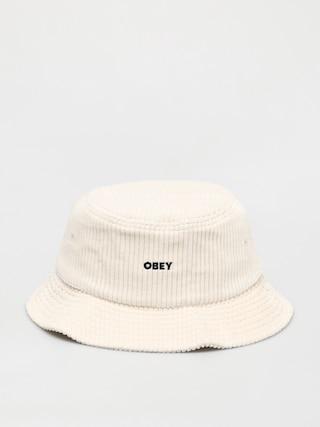 Kapelusz OBEY Bold Cord Bucket (sago)