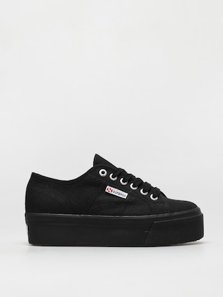 Buty Superga 2790 Acotw Linea Up And Down Wmn (full black/black)