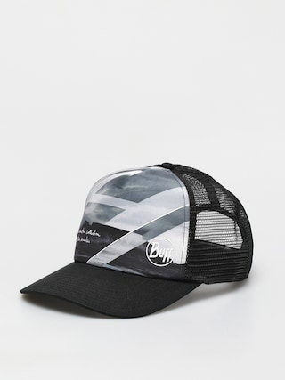 Czapka z daszkiem Buff Trucker ZD (table mountain black)