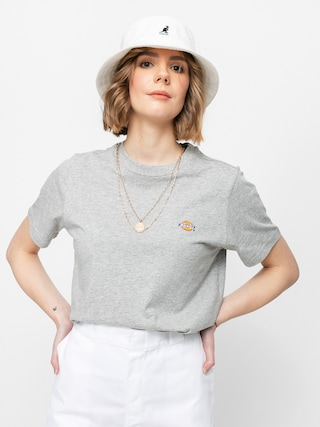 T-shirt Dickies Mapleton Wmn (grey melange)
