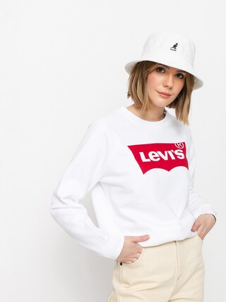 Bluza Levi's® Relaxed Graphic Wmn (better batwing white)