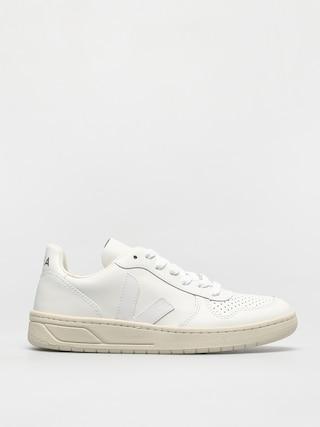 Buty Veja V-10 Wmn (leather extra white)