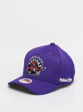 Czapka z daszkiem Mitchell & Ness Dropback Solid Redline ZD (toronto raptors/purple)