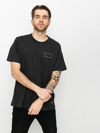 T-shirt Levi's® Graphic (black core batwing black)