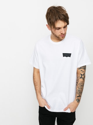T-shirt Levi's® Graphic (white core batwing black)