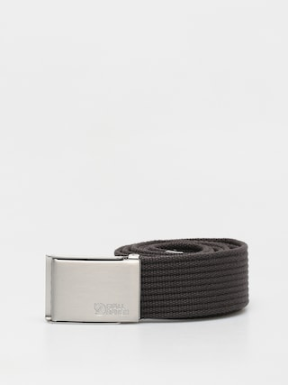 Pasek Fjallraven Canvas Belt (dark grey)