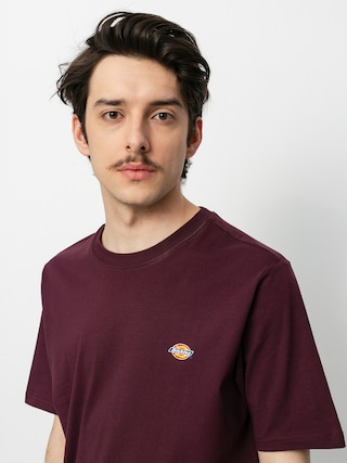 T-shirt Dickies Mapleton (maroon)