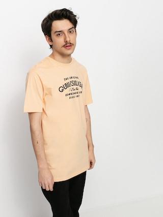 T-shirt Quiksilver Wider Mile (apricot)