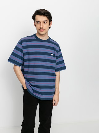 T-shirt adidas Yarn Dye (crenav/creblu/vivred)